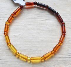 Armband Barnsteen meer kleuren