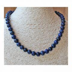 Ketting Lapis Lazuli 10mm kralen, 47cm