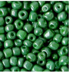 Rocailles Jagers (donker)groen 6/0 per 10 gram