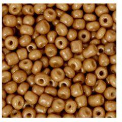 Rocailles sierra bruin 8/0, per 10 gram