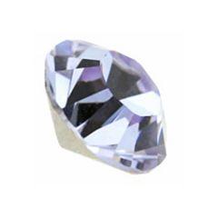 Swarovski punt kristal violet 6mm ss29. Per stuk.