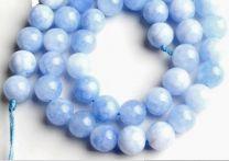 Snoer Angeliet blauw 8mm