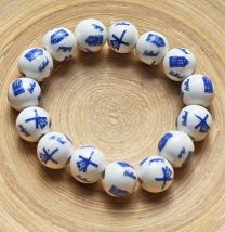 Armband delftsblauw Holland