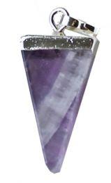 Hanger Fluoriet lila