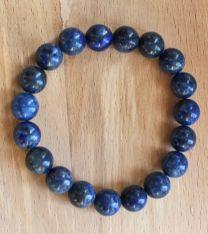 Armband Lapis Lazuli 10mm kralen