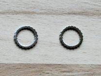 Tussenzetsel Cirkel rvs 12mm