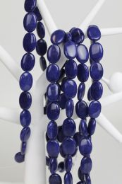 Kraal Lapis lazuli ovaal, 18x13mm Per kraal.