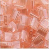 Miyuki Tila kraaltje, licht roze met glans
